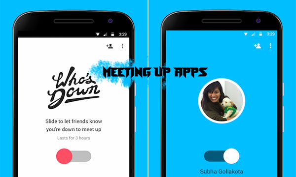 Meeting Up Apps
