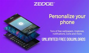 Zedge – Free Wallpapers | Ringtones | Sticker Packs | Music | Video Clips